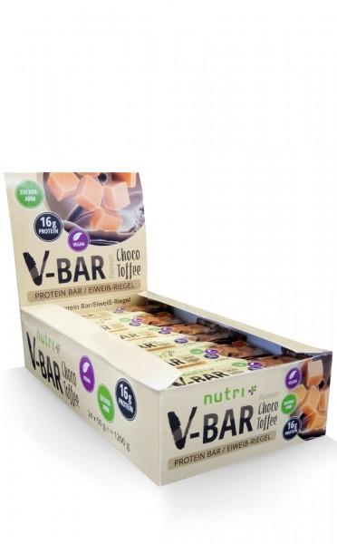 V-Bar - Vegan Protein-Riegel
