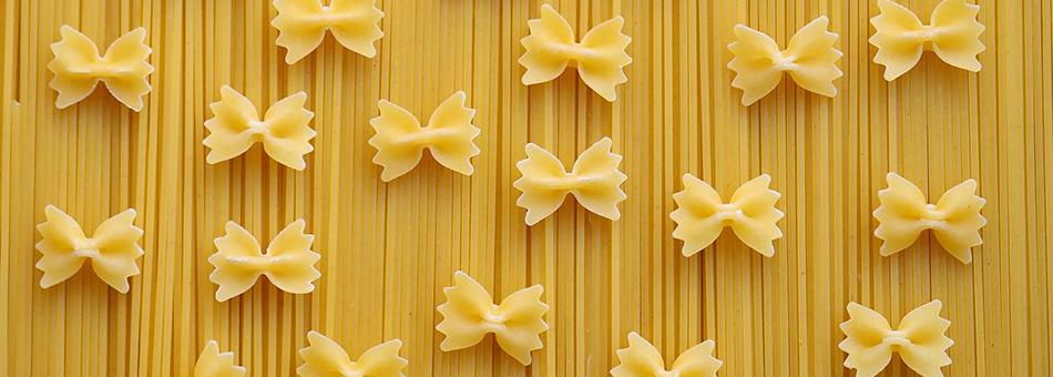 Pasta, Nudeln, Spaghetti: Glykämischer Index von Kohlenhydraten – Nutri-Plus Produktbibel