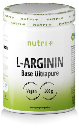 L-Arginin Base Ultrapure Pulver