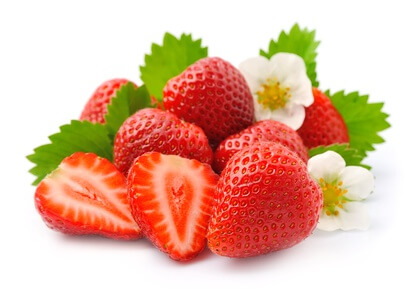 Erdbeeren – Basiswissen Mikronährstoffe