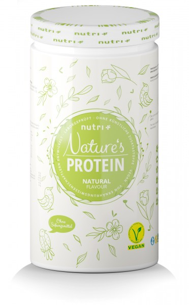 Vegan Natures Proteinpulver