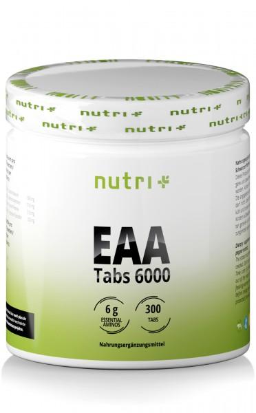 Vegane EAA Tabletten