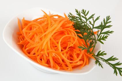 Möhrenspaghetti – Basiswissen Mikronährstoffe