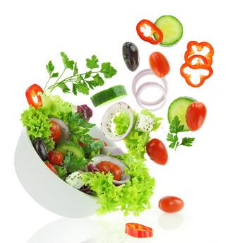 Salat – Basiswissen Mikronährstoffe