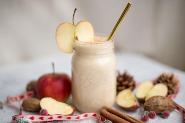 Apfel-Zimt-Smoothie