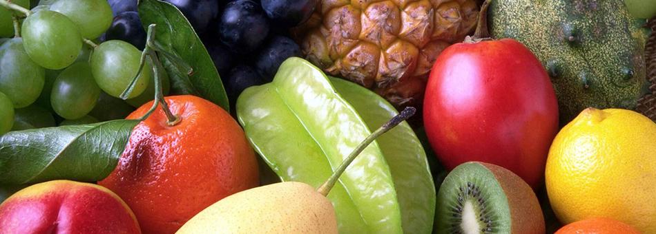 Früchte: Orthomolekular-Medizin Nutri-Plus