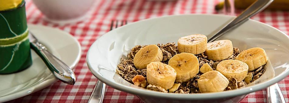 Müsli Frühstück: Makronährstoffe Nutri-Plus