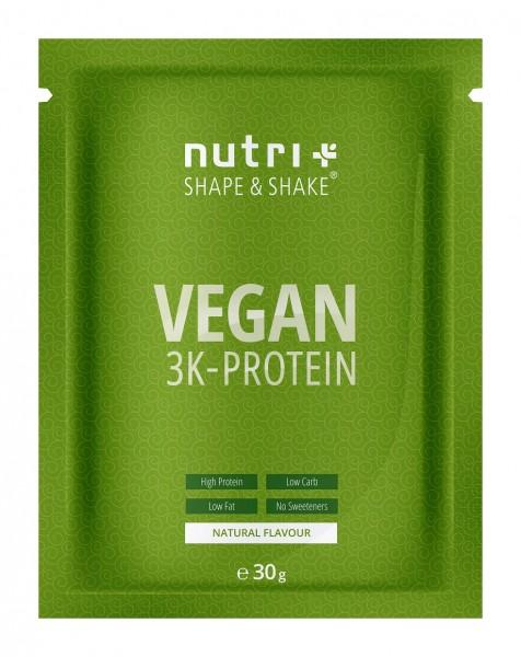 Proteinpulver 3K Probe 30g - Natural