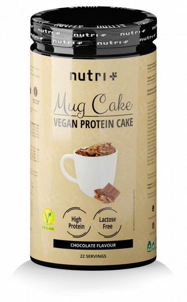 Mug Cake Chocolate laktosefrei Produktbild
